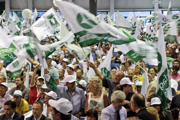 Protesta degli agricoltori di Confagricoltura, Cia e Copagri il 5 maggio a Roma