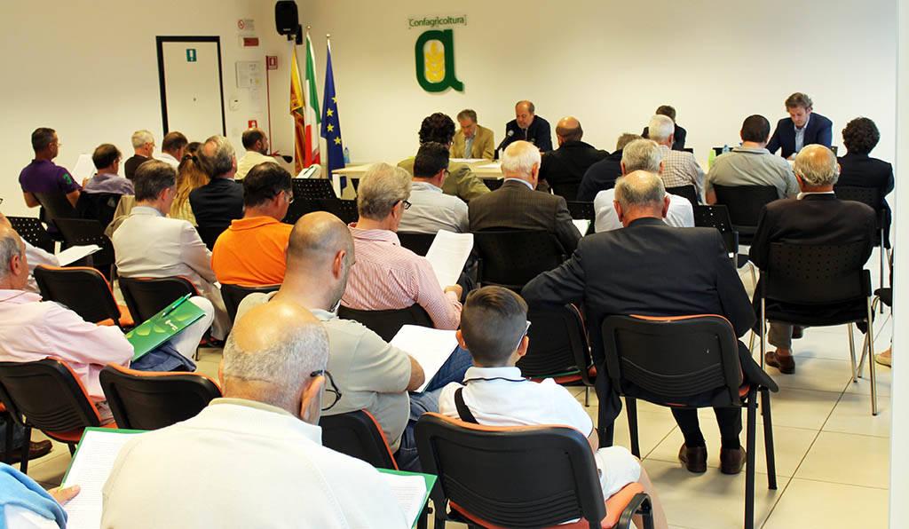 Assemblea di Confagricoltura Padova: