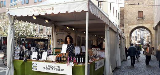 Padova: in piazza con Sapori di Primavera e il Consorzio Gusta Veneto